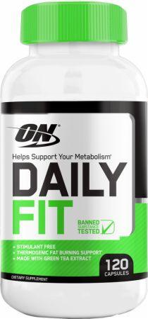 Optimum Nutrition Daily Fit - 120 Capsules