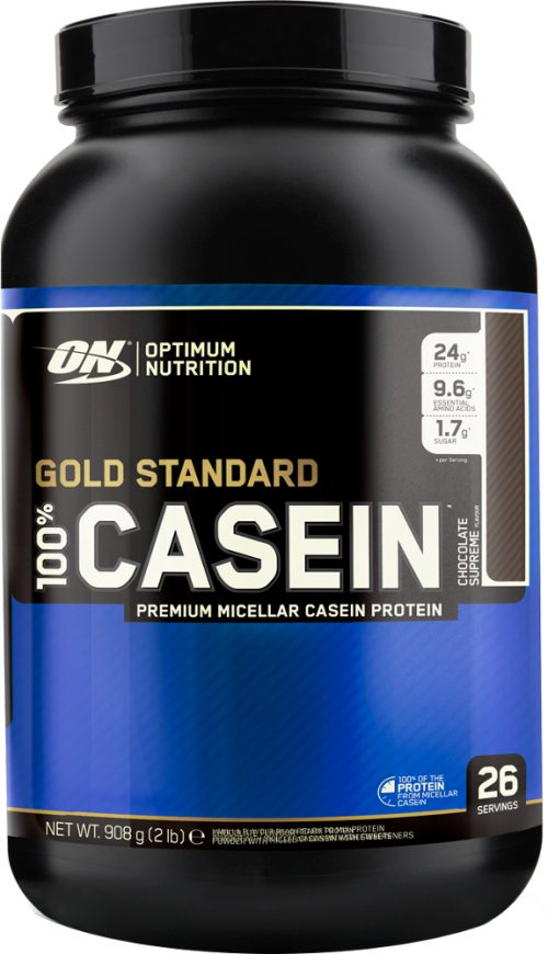 Optimum Nutrition Gold Standard 100% Casein - 2lbs Chocolate Supreme