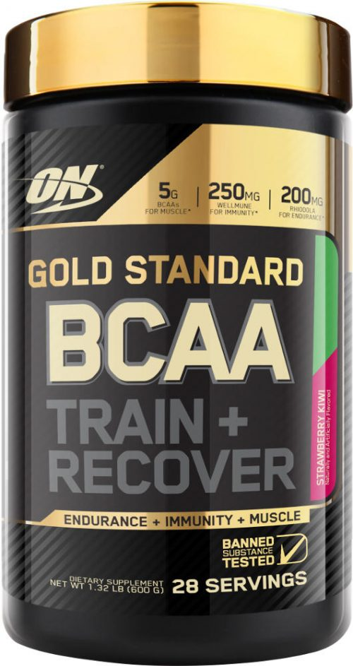 Optimum Nutrition Gold Standard BCAA - 28 Servings Strawberry Kiwi