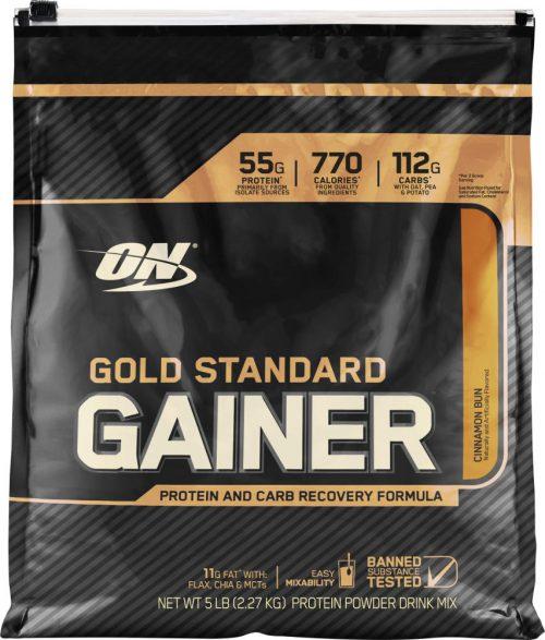 Optimum Nutrition Gold Standard Gainer - 5lbs Cinnabun