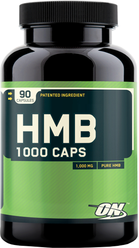 Optimum Nutrition HMB 1000 Caps - 90 Capsules