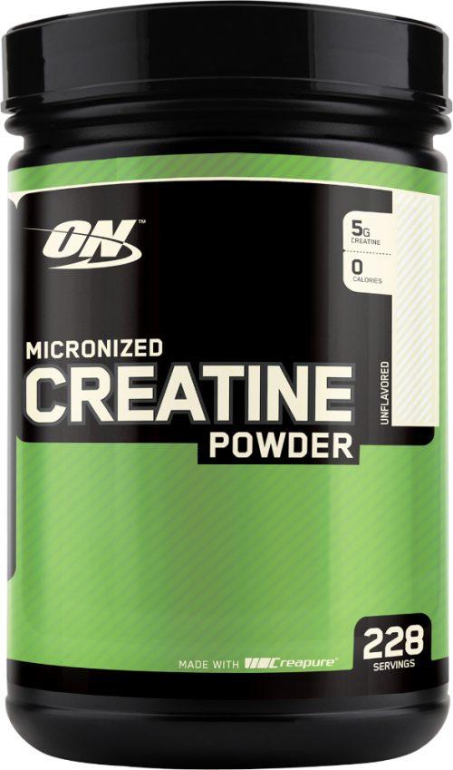 Optimum Nutrition Micronized Creatine Powder - 1,200g