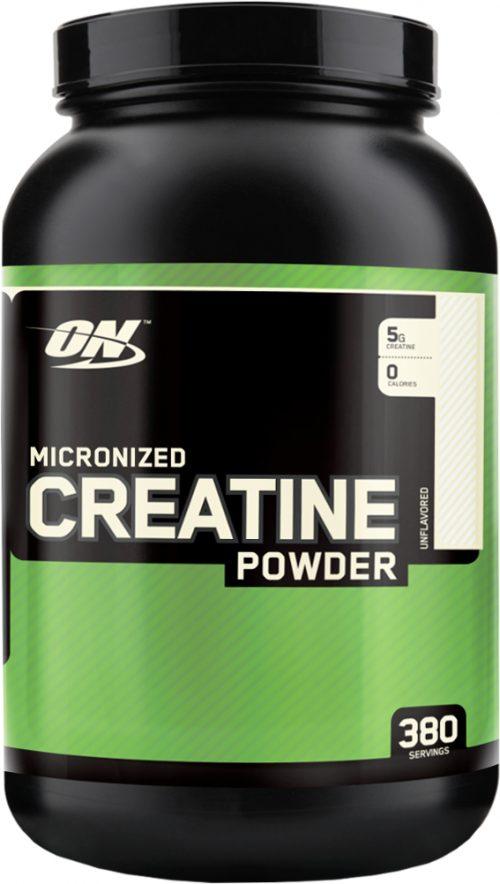 Optimum Nutrition Micronized Creatine Powder - 2,000g