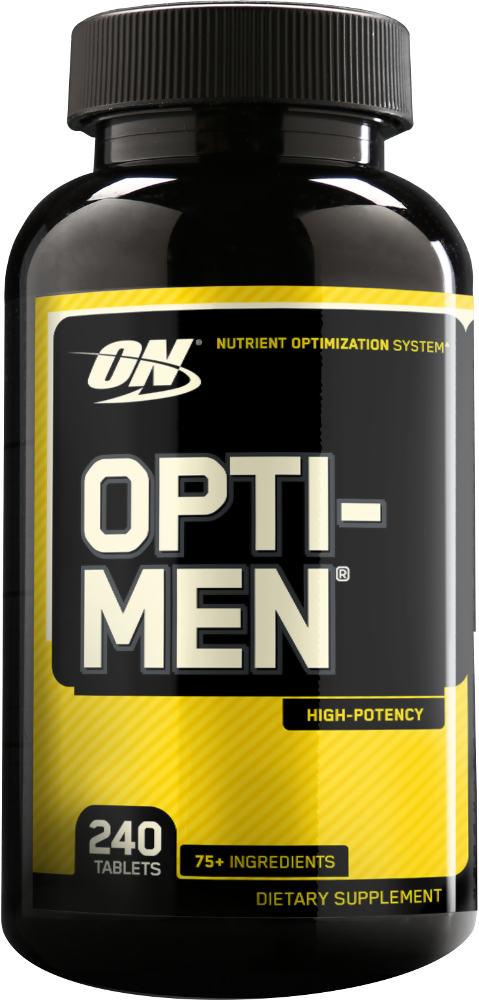 Optimum Nutrition Opti-Men - 240 Tablets