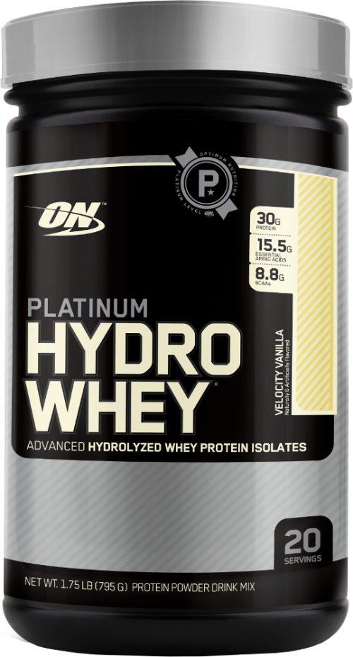 Optimum Nutrition Platinum Hydrowhey - 1.75lbs Velocity Vanilla