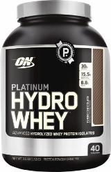 Optimum Nutrition Platinum Hydrowhey - 3.5lbs Supercharged Strawberry