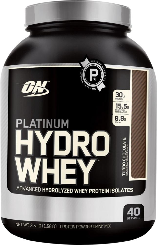 Optimum Nutrition Platinum Hydrowhey - 3.5lbs Turbo Chocolate