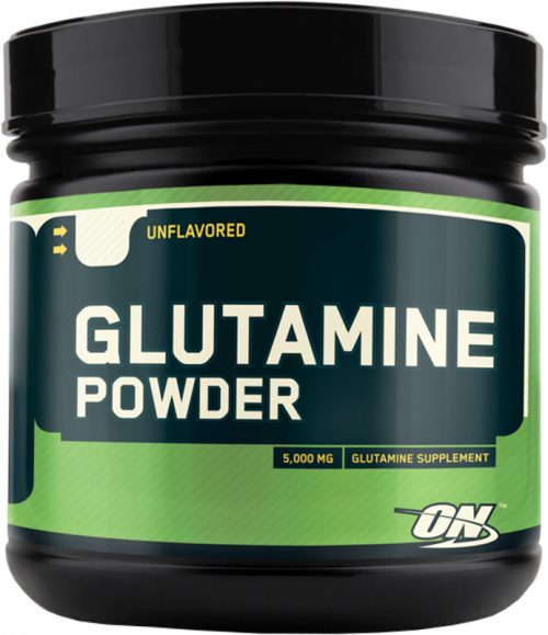 Optimum Nutrition Pure Glutamine Powder - 600g