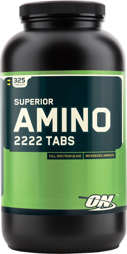 Optimum Nutrition Superior Amino 2222 - 320 Tablets