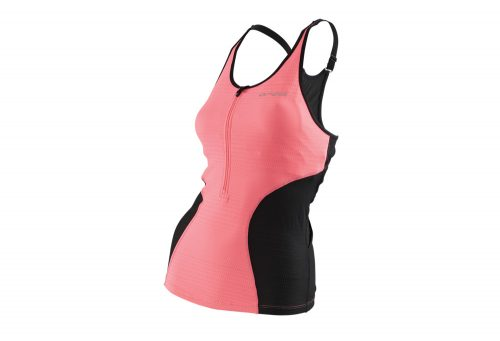 Orca 226 Support Singlet - Women's - black/pink, xsmall