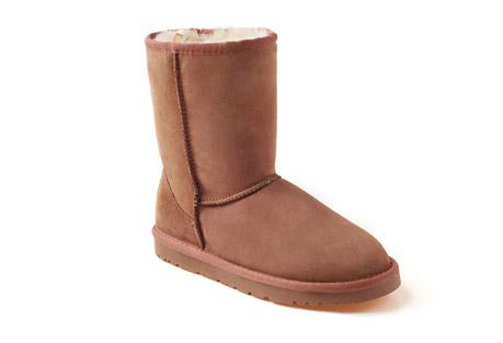 Ozwear Genuine Sheepskin 3/4 Boots - Women's