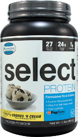 PEScience Select Protein - 27 Servings Gourmet Vanilla