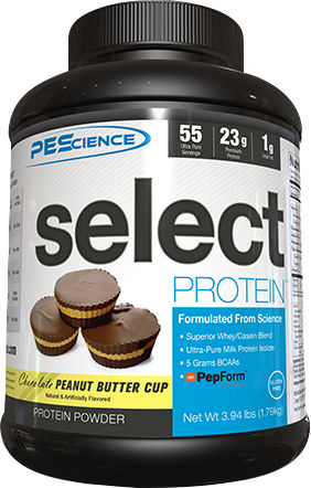 PEScience Select Protein - 55 Servings Peanut Butter Cup