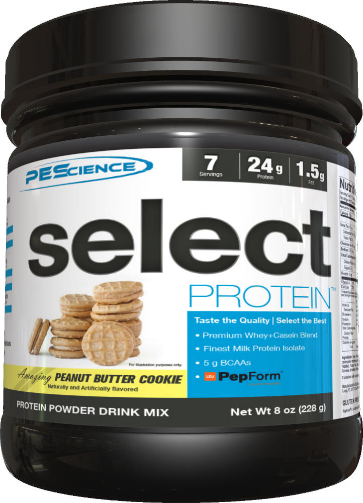 PEScience Select Protein - 7 Servings Peanut Butter Cookie