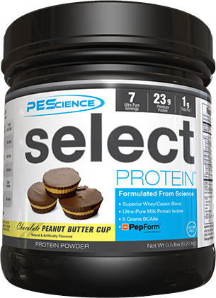 PEScience Select Protein - 7 Servings Peanut Butter Cup