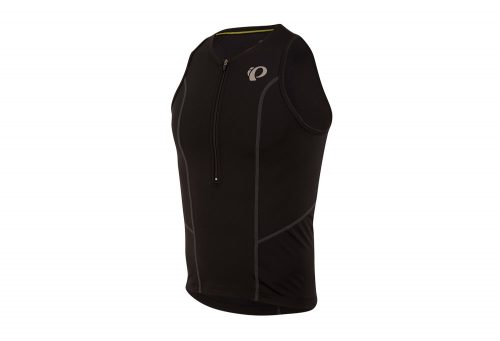 Pearl Izumi Select Pursuit Tri Singlet - Men's - black, small