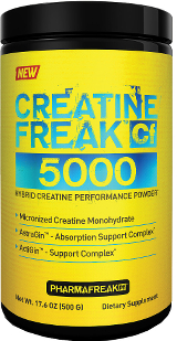 PharmaFreak Creatine Freak 5000 - 500g