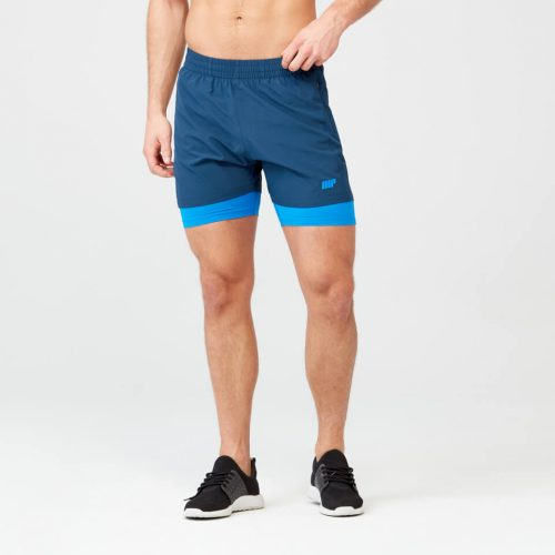 Power Shorts - Navy - L