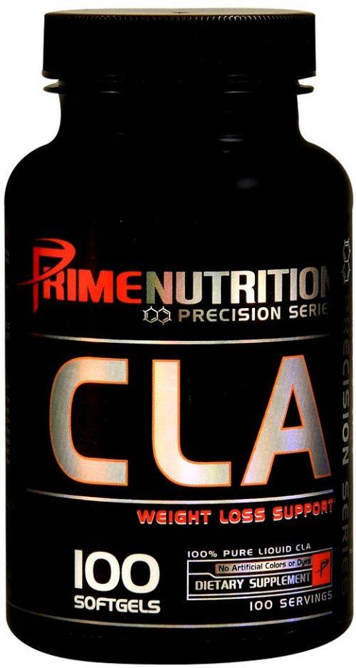 Prime Nutrition CLA - 100 Softgels