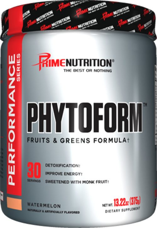 Prime Nutrition PhytoForm - 30 Servings Watermelon