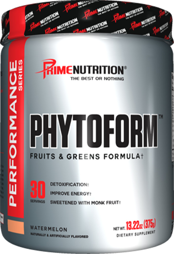 Prime Nutrition PhytoForm - 30 Servings Watermelon