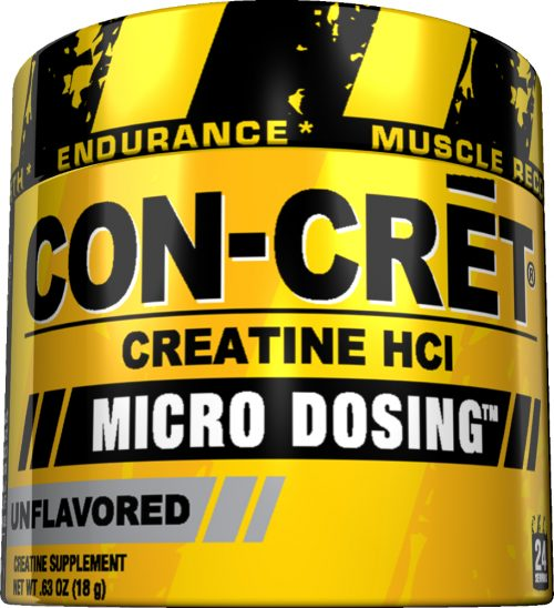 ProMera Con-Cret Powder - 24 Servings Unflavored
