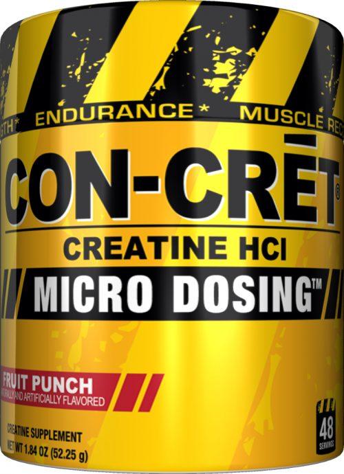 ProMera Con-Cret Powder - 48 Servings Fruit Punch