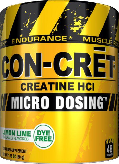 ProMera Con-Cret Powder - 48 Servings Lemon Lime