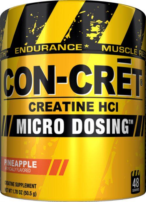 ProMera Con-Cret Powder - 48 Servings Pineapple