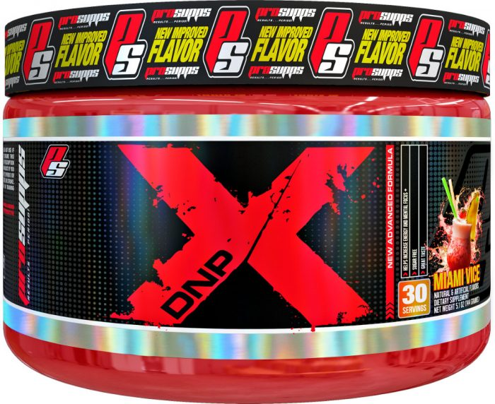 ProSupps DNPX Powder - 30 Serivngs Miami Vice