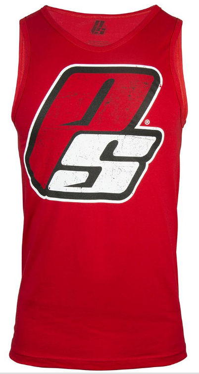 ProSupps Fitness Gear Athlete Tank - Red Small