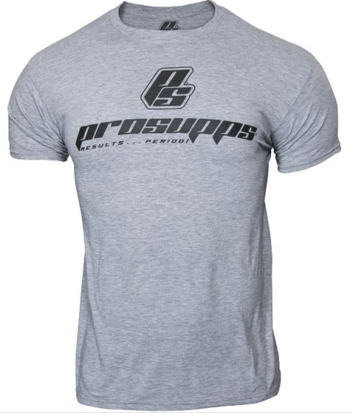 ProSupps Fitness Gear Military T-Shirt - Heather Grey Large
