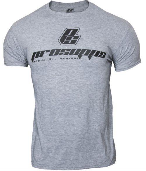 ProSupps Fitness Gear Military T-Shirt - Heather Grey Medium