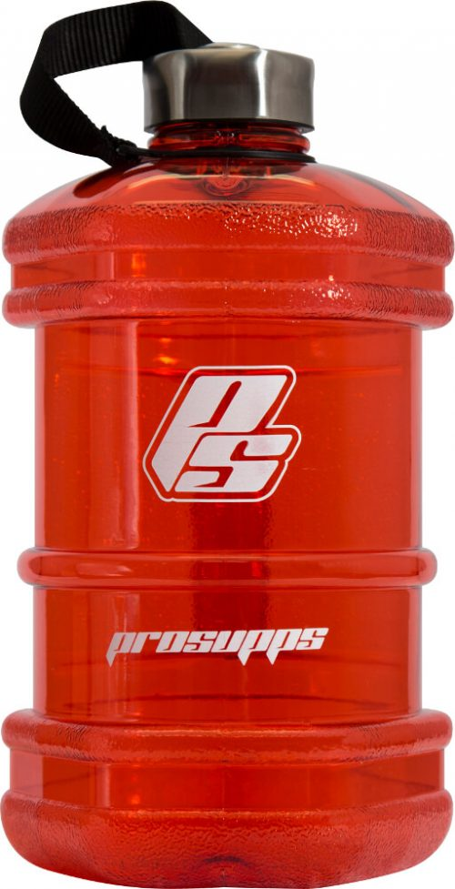 ProSupps Fitness Gear Water Jug - 1 Red Water Jug