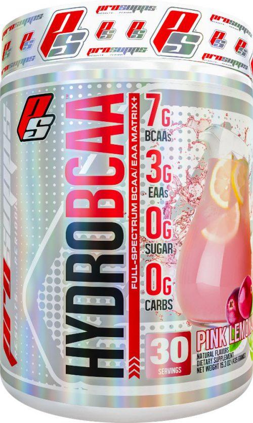 ProSupps HydroBCAA - 30 Servings Pink Lemonade