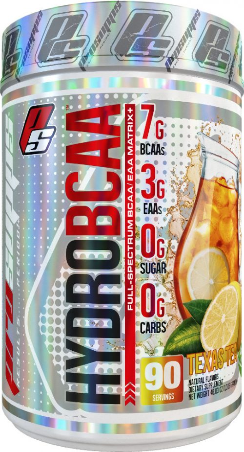 ProSupps HydroBCAA - 90 Servings Texas Tea