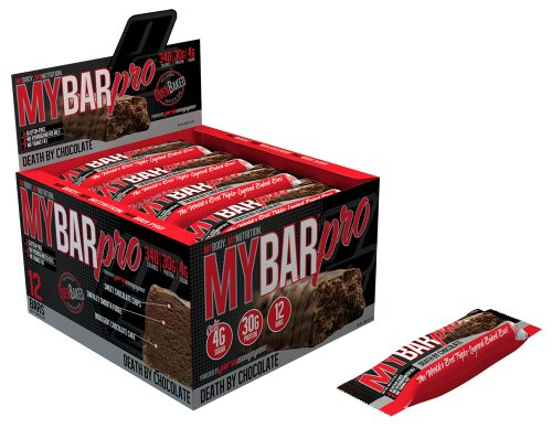 ProSupps MyBar Pro - Box of 12 Death By Chocolate