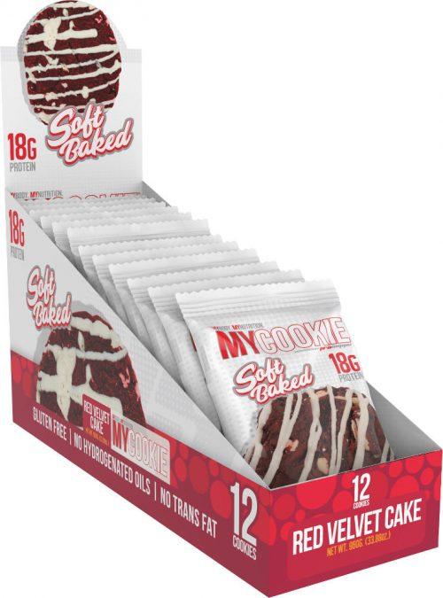 ProSupps MyCookie - 12 Cookies Red Velvet Cake