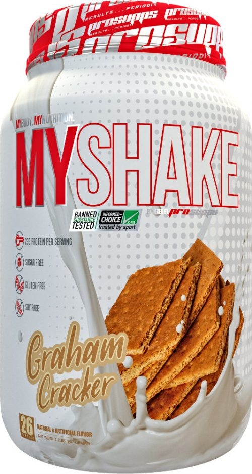 ProSupps MyShake - 2lbs Graham Cracker