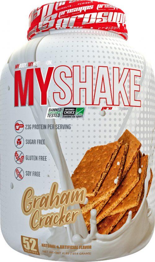 ProSupps MyShake - 4lbs Graham Cracker