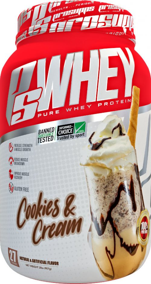 ProSupps PS Whey - 2lbs Cookies n' Cream Milkshake