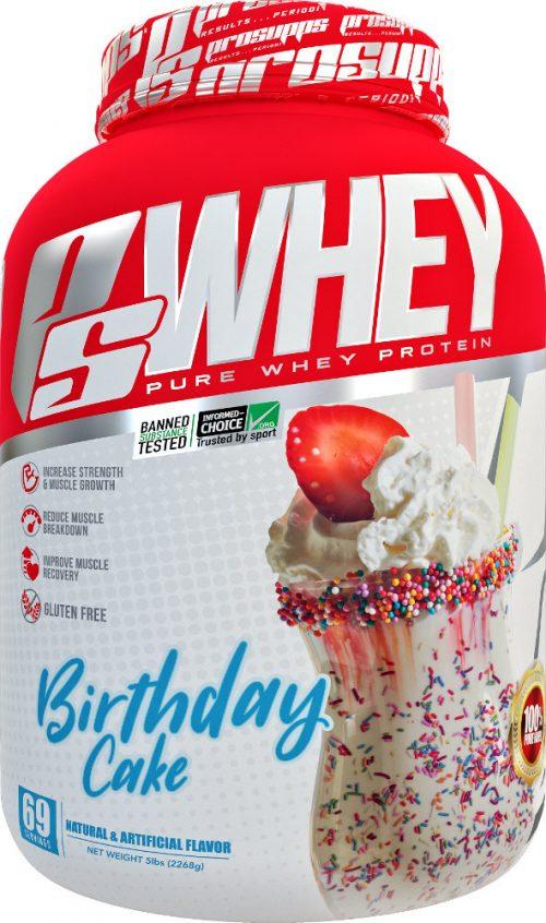 ProSupps PS Whey - 5lbs Birthday Cake