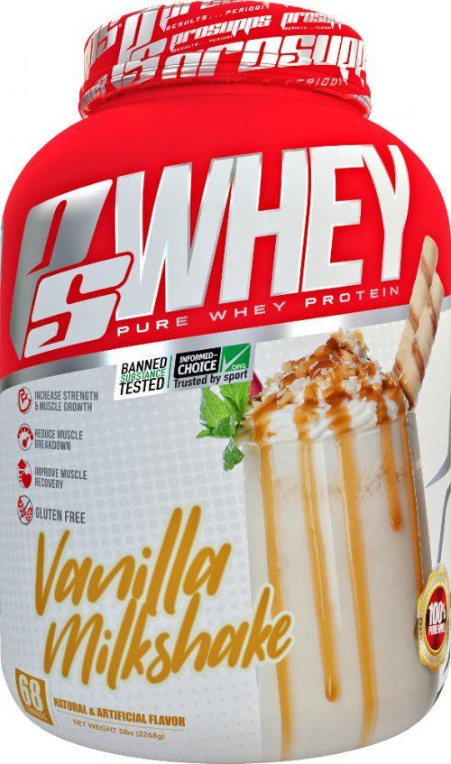 ProSupps PS Whey - 5lbs Vanilla Milkshake