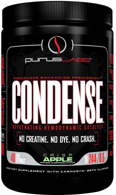 Purus Labs Condense - 40 Servings Crisp Apple