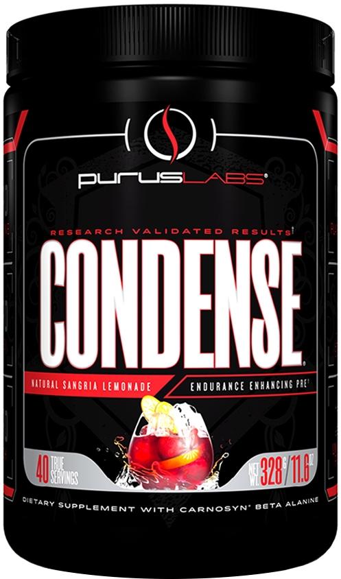 Purus Labs Condense - 40 Servings Natural Sangria Lemonade