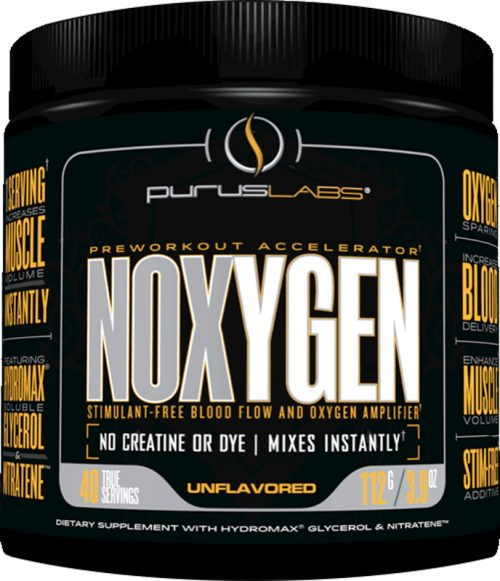 Purus Labs Noxygen - 40 Servings Unflavored