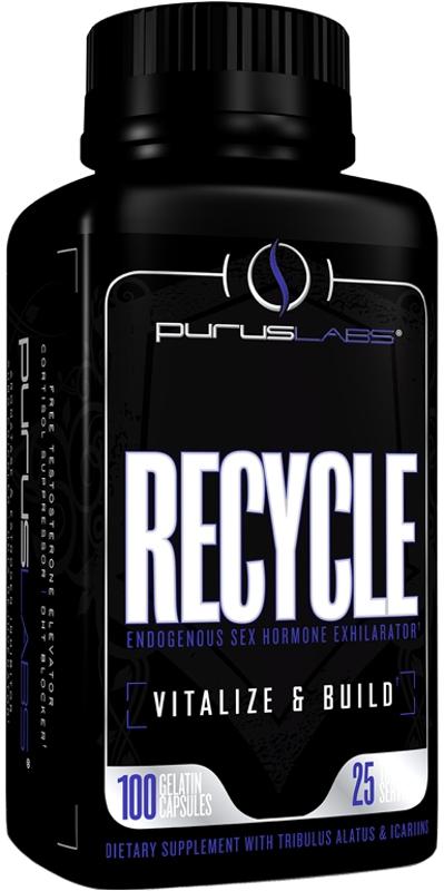 Purus Labs Recycle - 100 Capsules