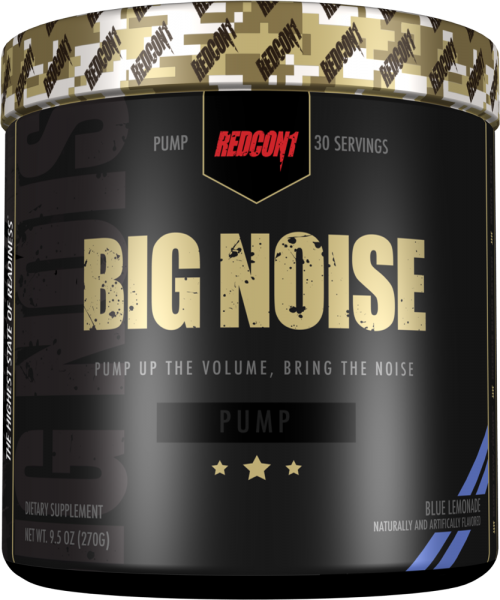 RedCon1 Big Noise - 30 Servings Blue Lemonade