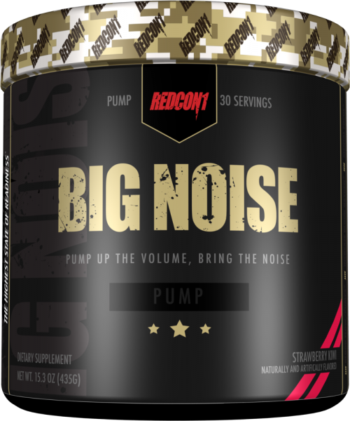 RedCon1 Big Noise - 30 Servings Strawberry Kiwi