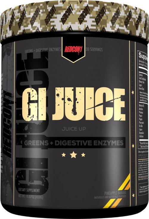 RedCon1 GI Juice - 30 Servings Pineapple Banana